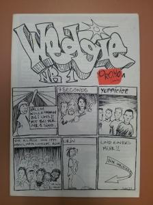 Wedgie #1 (ca. 1994)