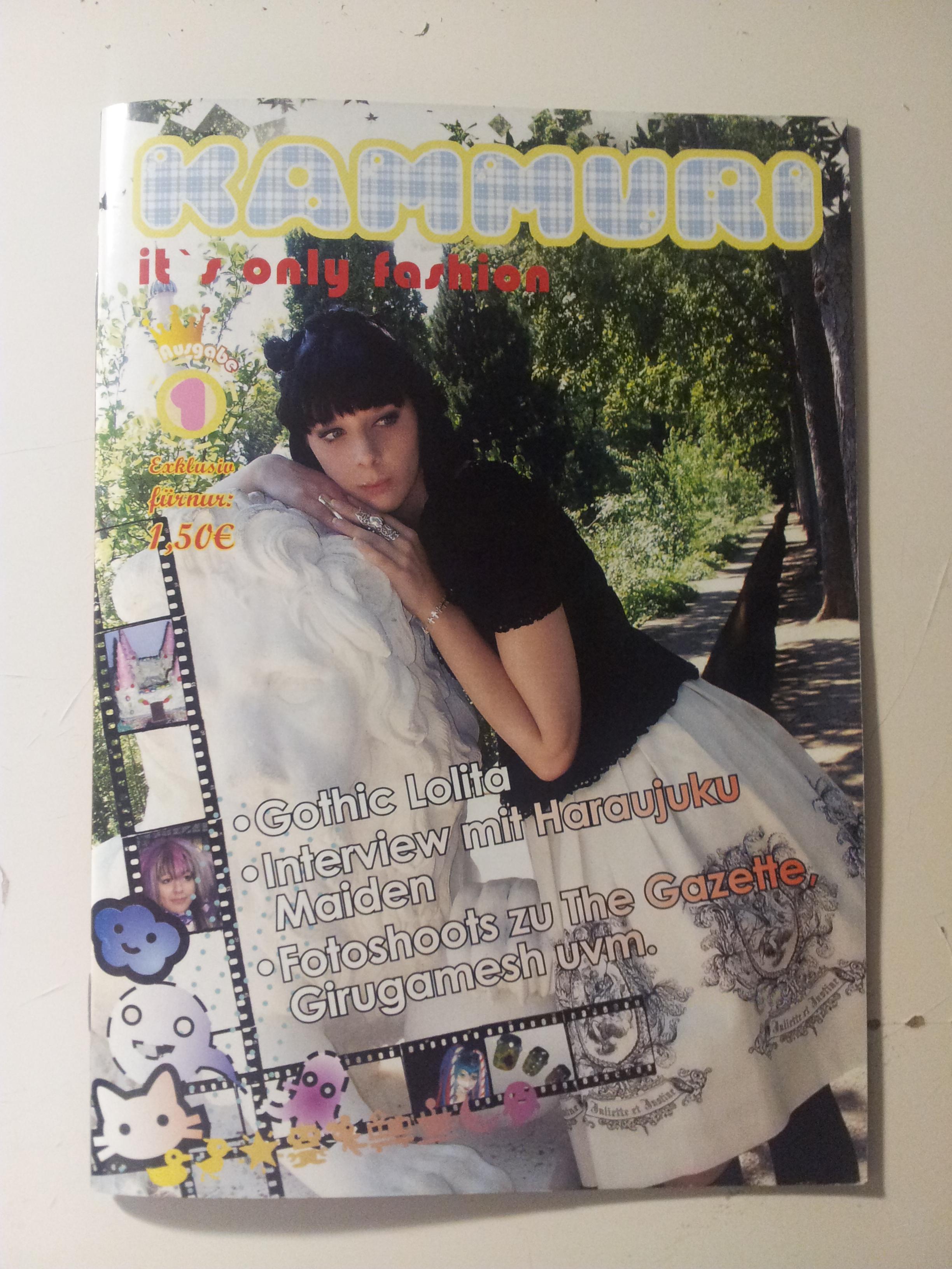 Cover von Kammuri #1