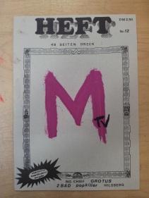 Echt das wohl am absolut vollsten individuell gestaltete Cover von Heft #12